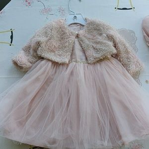 The most detailed and girly dress on the planet!